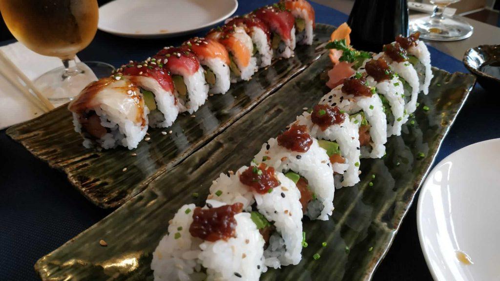 uramaki sushi gracia barcelona
